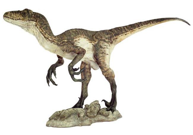3mの恐竜フィギュア。口閉じバージョンのレンタル