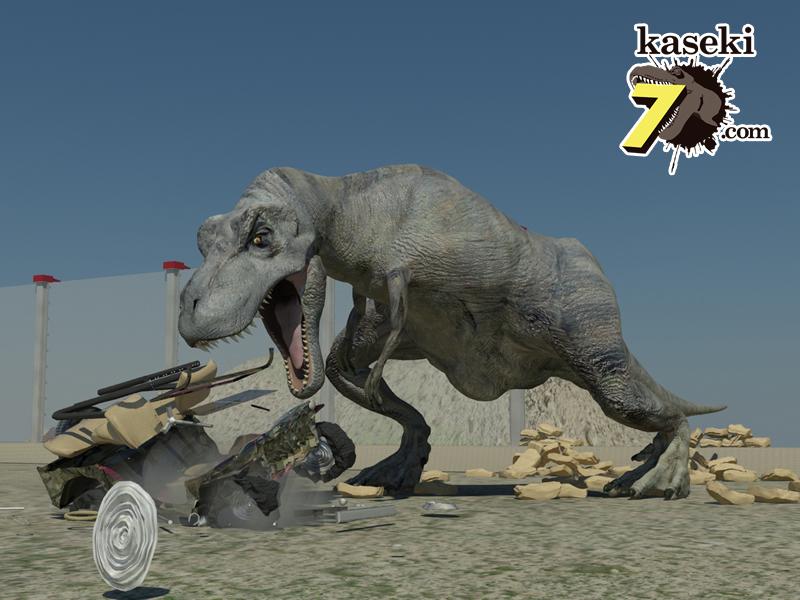 ティラノサウルスの画像 p1_23