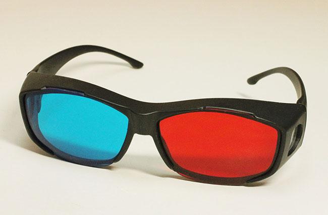 筐体型3Dメガネ