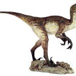 3m実寸大恐竜 デイノニクスクローズマウス