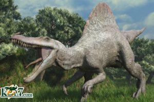 スピノサウルス!